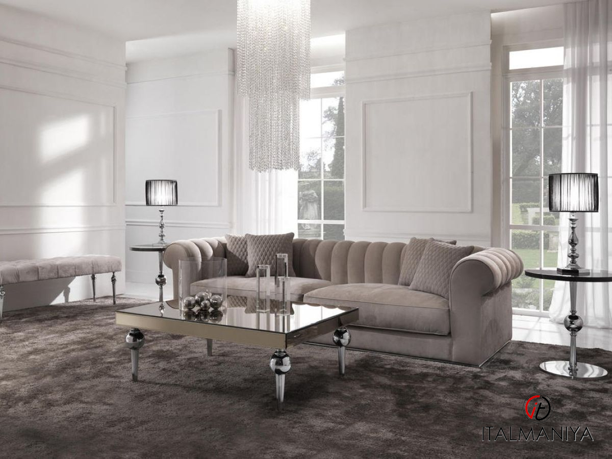 Фото 2 - Мягкая мебель Kent фабрики DV Home