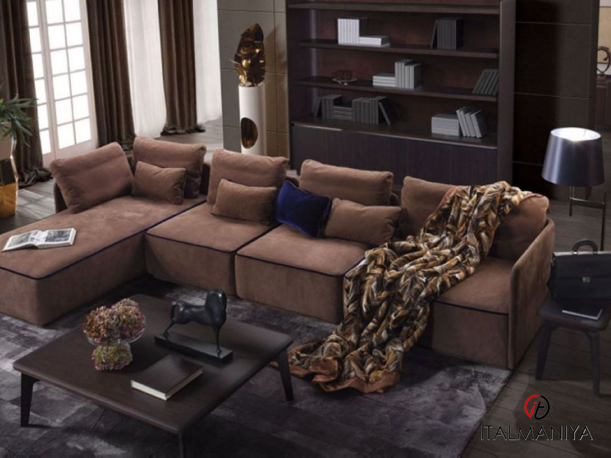 Фото 1 - Мягкая мебель Beyond фабрики Smania