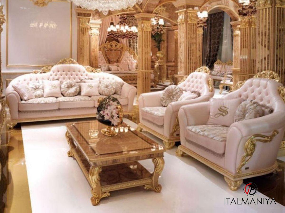 Фото 1 - Мягкая мебель Grand Palace фабрики Socci Anchise