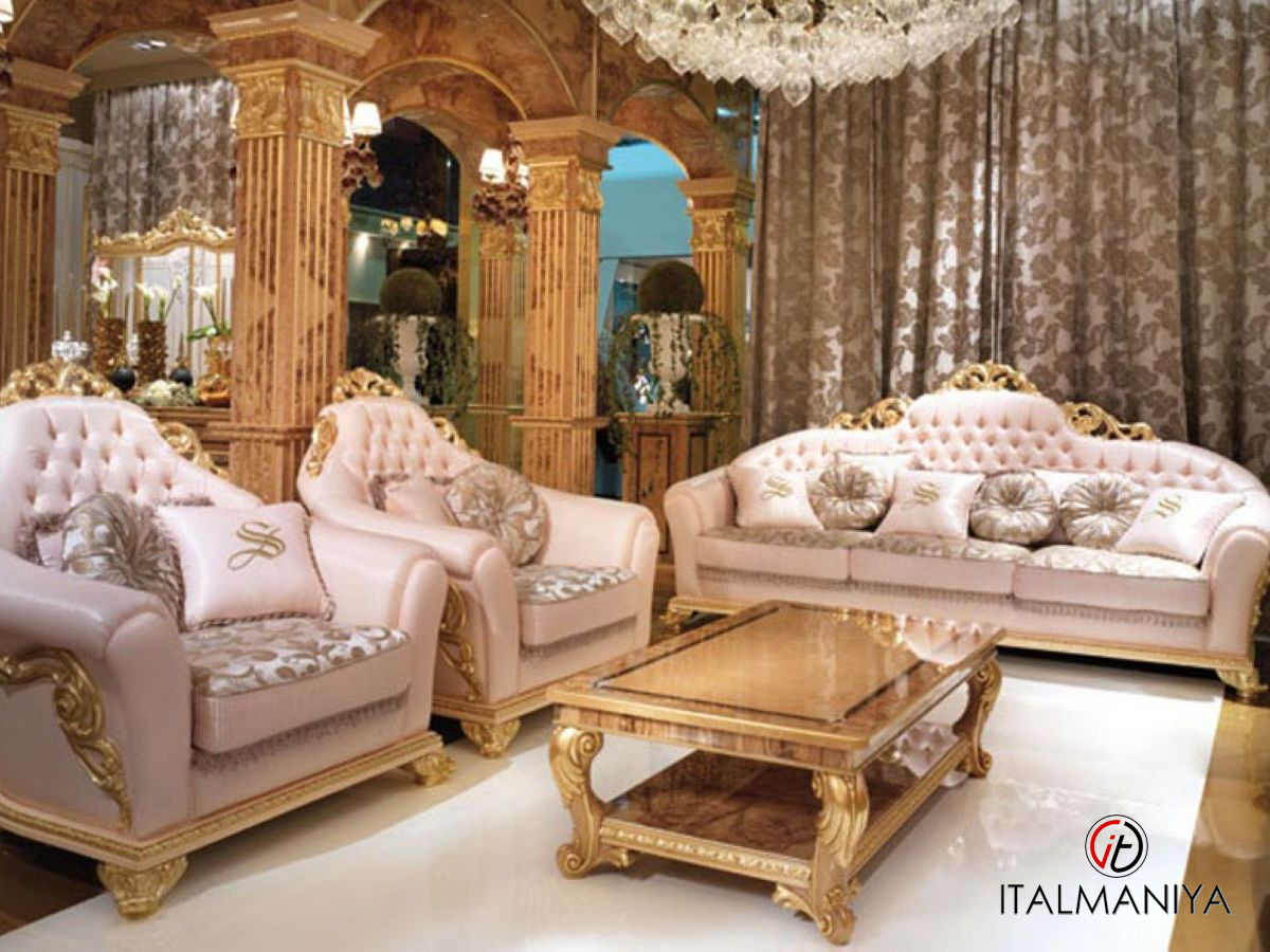 Фото 2 - Мягкая мебель Grand Palace фабрики Socci Anchise