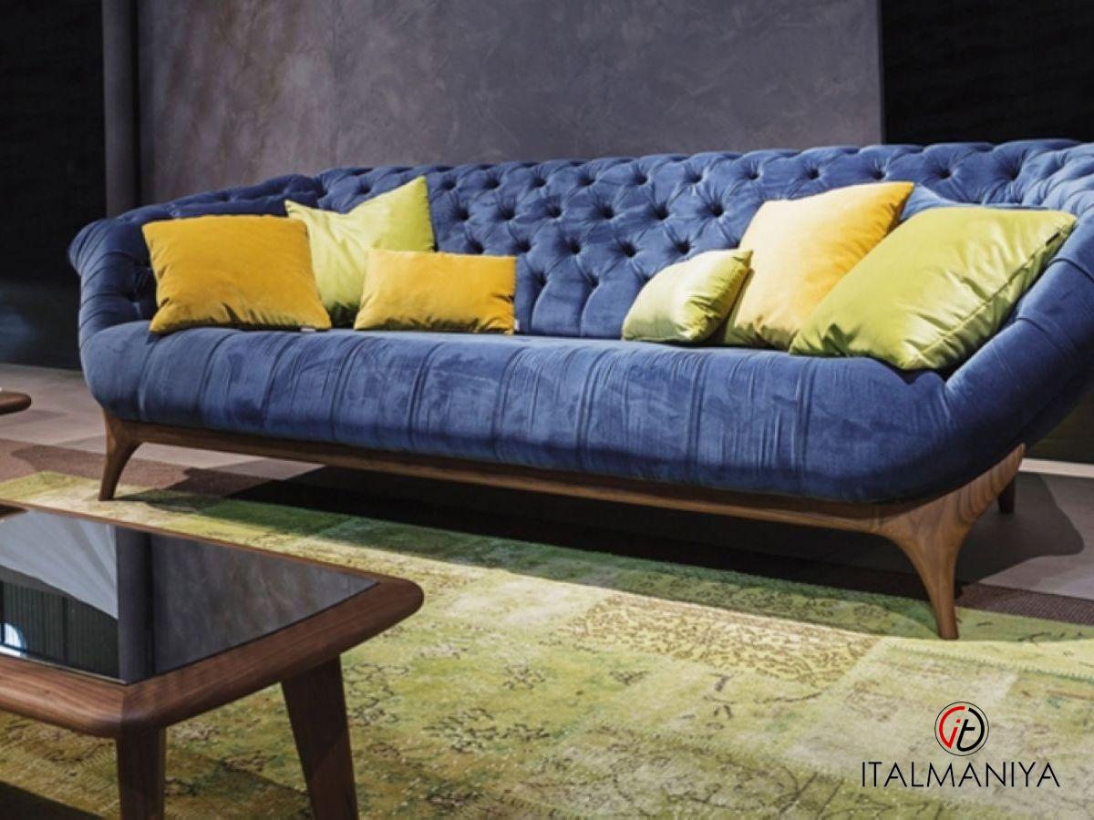 Фото 3 - Мягкая мебель Victor фабрики Vibieffe
