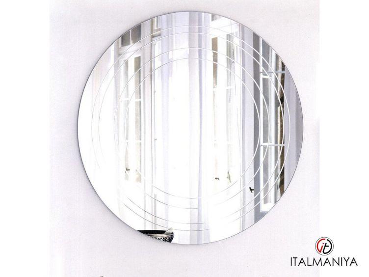 Фото 1 - Зеркало Ring фабрики Cattelan Italia (производство Италия) в современном стиле из стекла