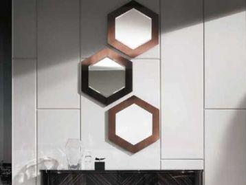 Зеркало Envy Hexagon DV Home