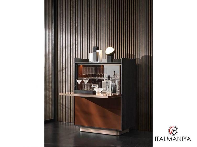 Фото 1 - Бар Darren фабрики Minotti (производство Италия) в современном стиле из металла