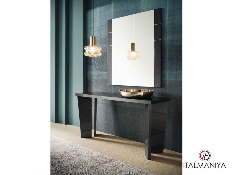 Фото 1 - Консоль Versilia фабрики Alf (производство Италия) в современном стиле серого цвета