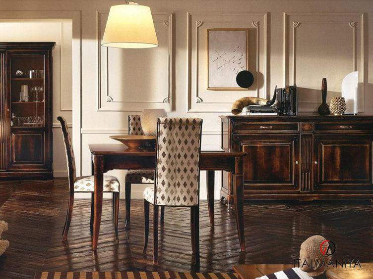 Фото 1 - Гостиная Matisse фабрики FM Bottega (производство Италия) в классическом стиле из массива дерева