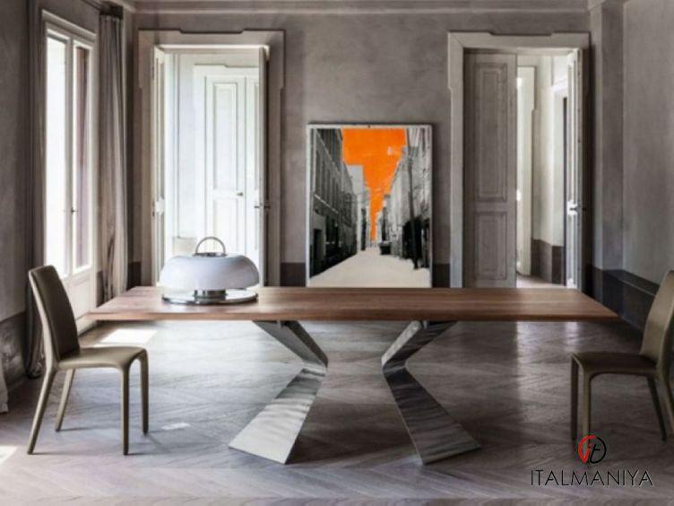 Фото 1 - Гостиная Prora фабрики Bonaldo (производство Италия) в стиле лофт из массива дерева