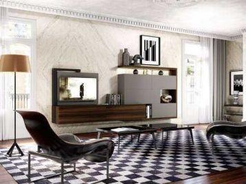 Мебель под ТВ Porta TV orientabile girevole full 360 Astor Mobili