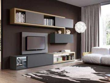 Мебель под ТВ Porta TV orientabile girevole x2 Astor Mobili