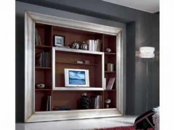Мебель под ТВ в серебряной раме Bella Italia Tarocco Vaccari