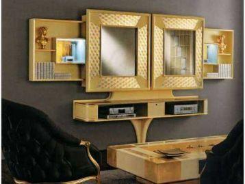 Мебель под ТВ Glass Eyes Vismara