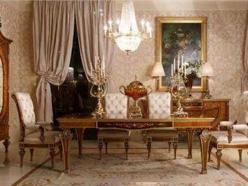 Гостиная Villa Medici Agostini