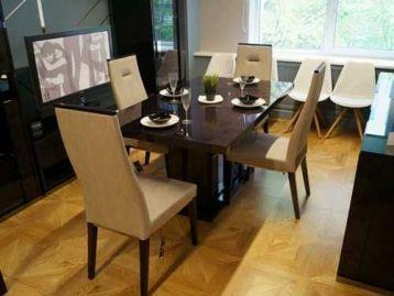 Гостиная с 4-мя стульями Heritage Alf