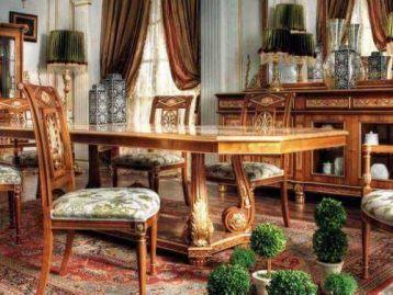 Гостиная Adriano Asnaghi Interiors