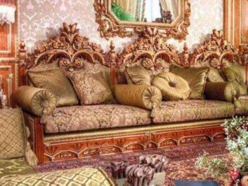 Гостиная Chieti Asnaghi Interiors