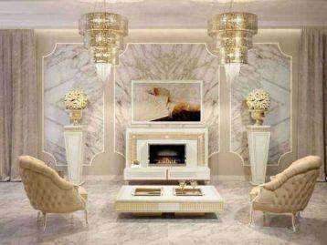 Гостиная Art Deco Vismara