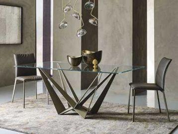 Стол обеденный Skorpio Cattelan Italia