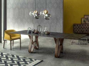 Стол обеденный Butterfly Tonin Casa