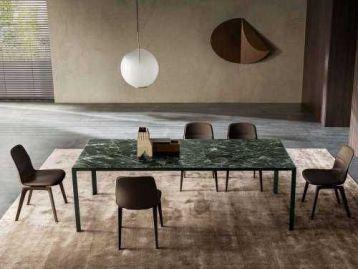 Стол обеденный Half a square Molteni
