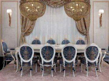 Стол обеденный Samos Carlo Asnaghi
