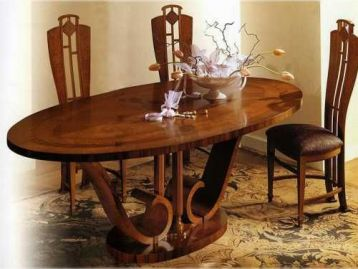 Стол обеденный Le Volute Carpanelli