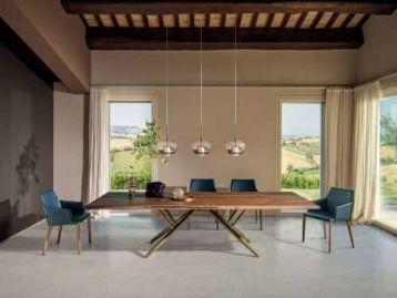 Стол обеденный Bridge Bontempi Casa