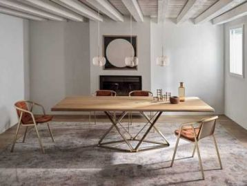 Стол обеденный Delta Bontempi Casa