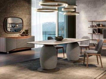 Стол обеденный Giara Giorgiocasa