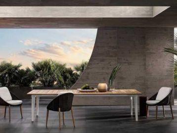Стол обеденный Terrace Minotti