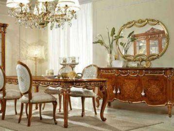 Стол обеденный Charme Antonelli Moravio