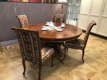 Стол обеденный Lorca Bianchini
