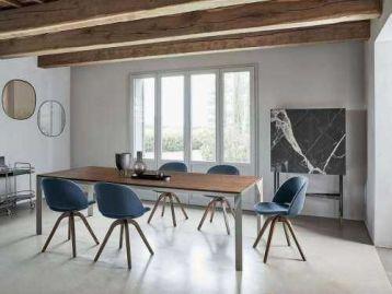 Стол обеденный Mirage Bontempi Casa