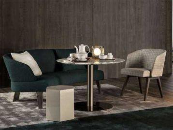 Стол круглый Bellagio Lounge