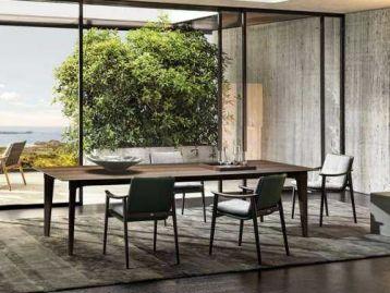 Стол прямоугольный Penthouse Minotti
