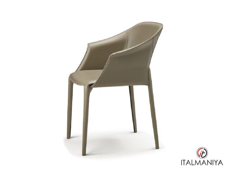 Фото 1 - Стул Zuleika фабрики Cattelan Italia (производство Италия) в современном стиле из металла (кованая)
