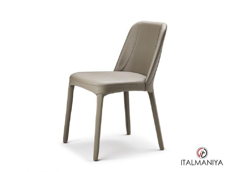 Фото 1 - Стул Wilma фабрики Cattelan Italia (производство Италия) в современном стиле из металла (кованая)