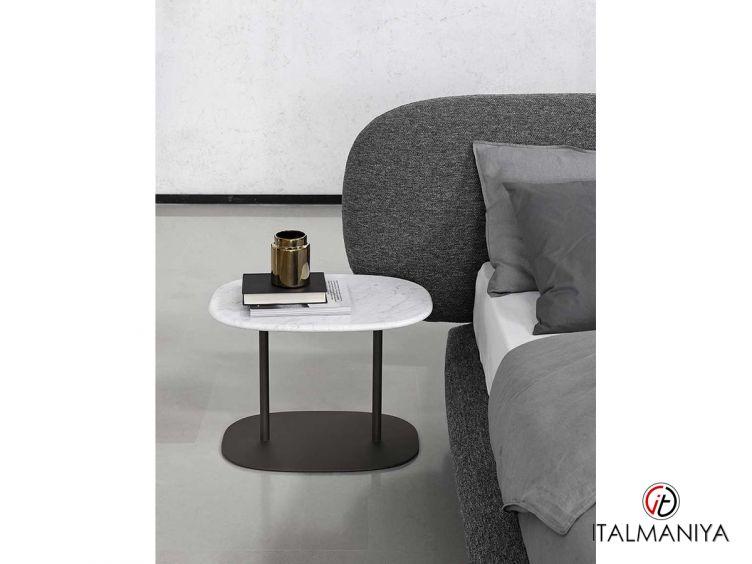 Фото 1 - Журнальный столик Neyo фабрики Alf (производство Италия) в современном стиле из металла