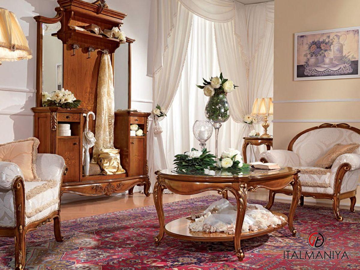 Фото 1 - Журнальный столик Napoleone фабрики Antonelli Moravio