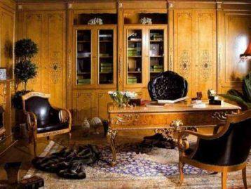 Кабинет Klimt Asnaghi Interiors