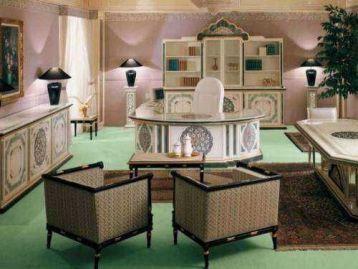 Кабинет Laurus Asnaghi Interiors
