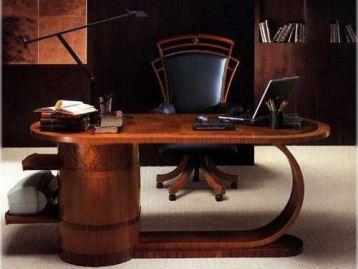 Стол письменный Zebrano Carpanelli
