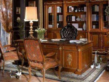 Стол письменный Sinatra Asnaghi Interiors