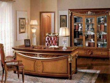 Стол письменный Romanica Bacci Stile