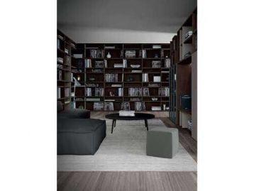 Стеллаж Libreria home 07 Astor Mobili