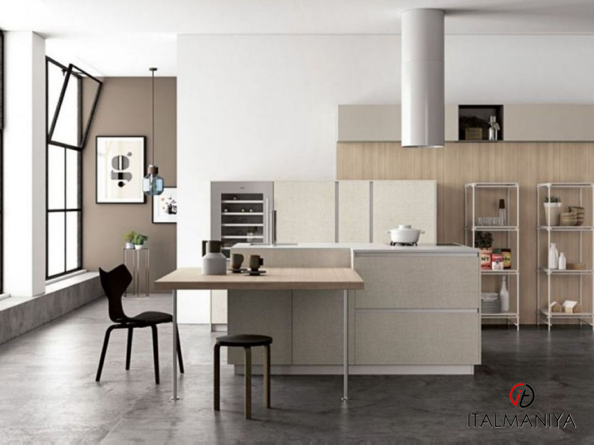 Фото 1 - Кухня Fjord фабрики Doimo Cucine