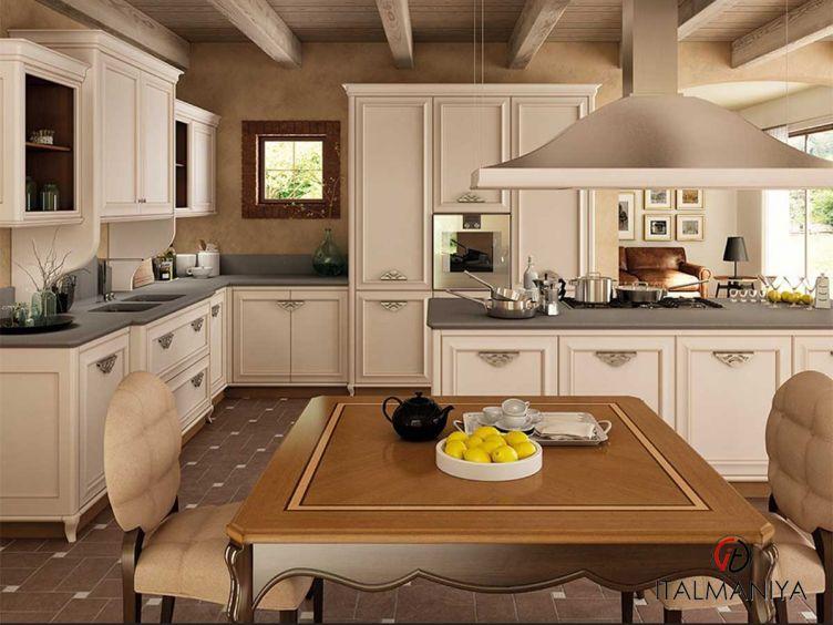 Фото 1 - Кухня Portofino фабрики FM Bottega (производство Италия) в классическом стиле из массива дерева