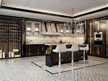 Кухня Cucina glamour Tessarolo