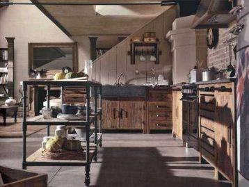 Кухня Cucine 03 Dialma Brown