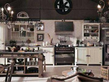 Кухня Cucine 02 Dialma Brown