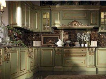 Кухня Creta 3 Jumbo Collection